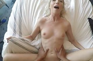 Excellent drill with a fresh blond